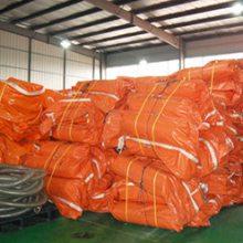 供应固体浮子式围油栏PVC围油栏河道溢油围堵油污拦截可定做