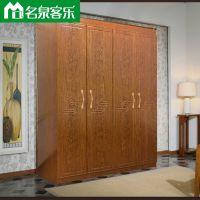 YGM14-4四门衣柜大连板式家具工厂直销