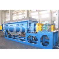 江苏道诺-2000kg/h污泥空心桨叶干燥机优质生产厂家