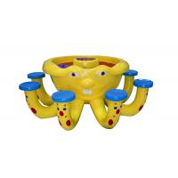 章鱼沙桌 儿童益智玩具 幼儿园游乐园设备 厂家直销定制加盟