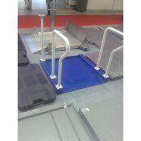 宿衡医疗透析平台称 200kg带扶手轮椅秤 透析室1m*1m不锈钢轮椅秤