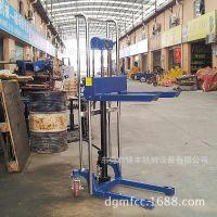 小型升降叉车400KG/1.1米/1.3米/1.5米/1.7米 东莞轻型液压堆高车