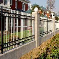 朋英 批发 院墙围栏 美观实用院墙镀锌安全围栏