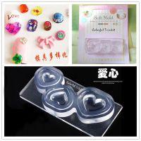 美甲用品雕花模板 3d硅胶模具彩绘水晶模版印章新款diy指甲油工具