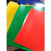 膜材加工-PVDF色样-膜材特点-膜布包装