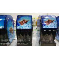 汉堡店自助餐冷饮机价格可乐糖浆
