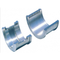 苏州张家港地区采用堆焊焊接,表面无气孔、夹渣的巴氏合金轴瓦