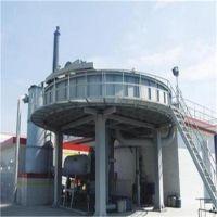 山东辉宏环保污水处理设备浅层气浮机石油造纸污水处理高效节能气浮机