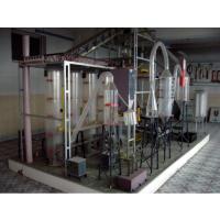高炉炼铁生产工艺立体模型