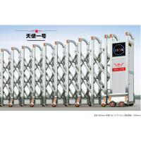 贵州直供:电动伸缩门(不锈钢、铝合金)厂家定制 电动门 道闸 直线门 悬浮门,停车场系统