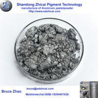 致才颜料生产非浮型铝银浆,广泛用于普通工业漆、防腐底漆等