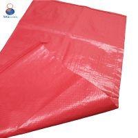 石膏粉包装袋 蛇皮袋 pp编织包装袋 白色编织袋 肥料袋