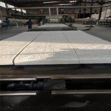 厂家硅酸铝双面针刺毯 屋顶保温硅酸铝耐火板