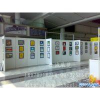 学校宣传教育展板出租学生书画摄影作品展板厂家租赁