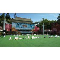 深圳专业户外活动现场搭建布置