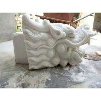 曲阳精品石雕龙头喷水雕塑汉白玉青石晚霞红花岗岩挂件摆件雕刻