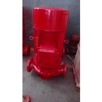 系统安装消防泵 恒压切线泵XBD9.0./15-65L立式多级离心泵