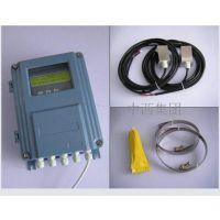固定式超声波流量计/固定壁挂式超声波流量计 型号:ZH98-TDS-100F