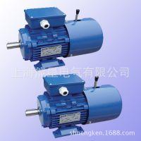 供应西藏变频马达调速制动电机YVPEJ132M2-6-5.5KW 上海能垦变频制动电机