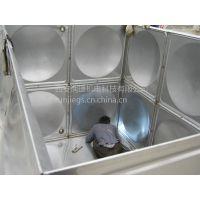 天水加工组合式水箱 批发定做 RJ-L259