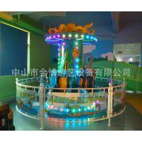 章鱼王子旋转转盘游乐设备厂家小型儿童游乐设备 小型游乐场设备