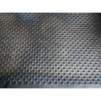 圆孔防滑板 冲孔圆眼洞洞板 机械平台用安全防护网