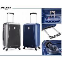 西安拉杆箱旅行箱包定制 法国大使DELSEY配置TSA海关锁旅行箱