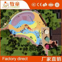 儿童乐园游乐场整体设计方案 儿童游乐设备定制