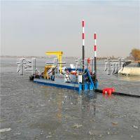 绞吸式挖泥船 厂家 河道鱼塘清淤设备 挖泥船报价