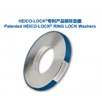 海阔HEICO-LOCK垫圈不锈钢HLS-20S/HEICO紧固件/HEICO螺母