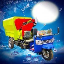 青龙县撒料车参数 驴场蛟龙喂料车 控制出料速度的喂料车