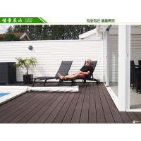 塑木地板130*25户外地板易耐腐蚀抗老化安装防腐木地板户外庭院地板广场地板塑木地板厂家直销