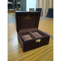 华企包装 2018新款工厂直销高档木质钟表盒