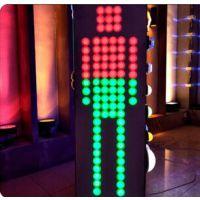 LED点光源LED像素灯亚克力点光源 2W ф50 mm外控全彩 DMX512