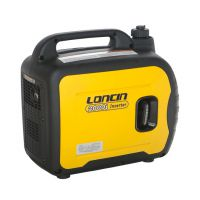 LC2000i隆鑫2KW静音变频汽油发电机组野营用发电设备房车用移动电源