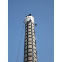 大同市锅炉烟囱碳纤维加固维修-专业施工、品质保证
