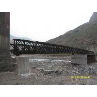 郴州贝雷科技HD200加强型双排双层装配式公路桥