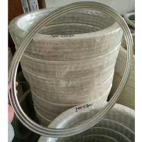 聚四氟包覆石棉布混胶垫圈和聚四氟包覆无石棉混胶垫