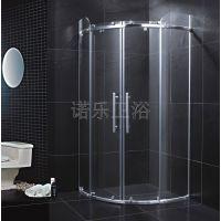 工厂供应 简易淋浴房 非标定做淋浴房 扇形淋浴房