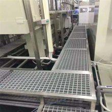 截水沟盖板 排水沟盖板 不锈钢格栅板