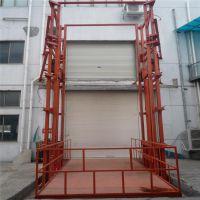 芜湖厂房大吨位升降货梯,导轨式升降货梯规格 参数