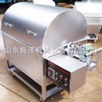 振德专供 碳加热炒货机 多功能干货电动翻炒机 全自动炒货机