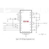 钰泰ETA1188一颗高功率高效率9V3A同步升压IC