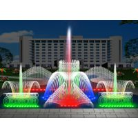 锡林浩特音乐喷泉种类多 彩色喷泉工艺精湛 质量保证