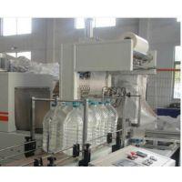 性能稳定 矿泉水饮料瓶自动套膜热收缩包装机 张家港膜包机