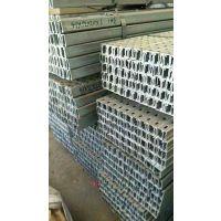 哈尔滨热镀锌光伏支架厂家直销41*62*2.0光伏支架材质Q235