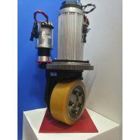 布路托进口意大利CFR驱动轮型号MRT10核心部件舵轮系统全方位行走技术叉车行走系配件