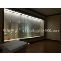 广东博物馆展柜 文物展柜 博物馆展柜