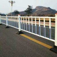 安亿腾市政马路公路道路交通安全隔离防护隔离栏镀锌喷塑护栏厂家直销