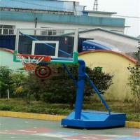 小学生专用篮球架 儿童篮球架 移动休闲篮球架 配透明板贵阳篮球架厂家直销